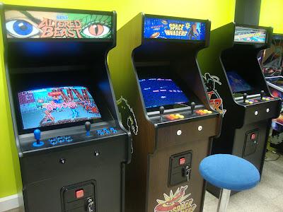 Visitamos Factory Arcade
