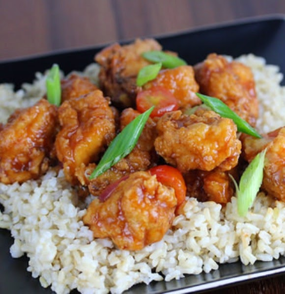 Daddy Wu's Chicken Recipe