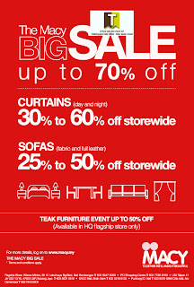 The Big Macy Sale 2012