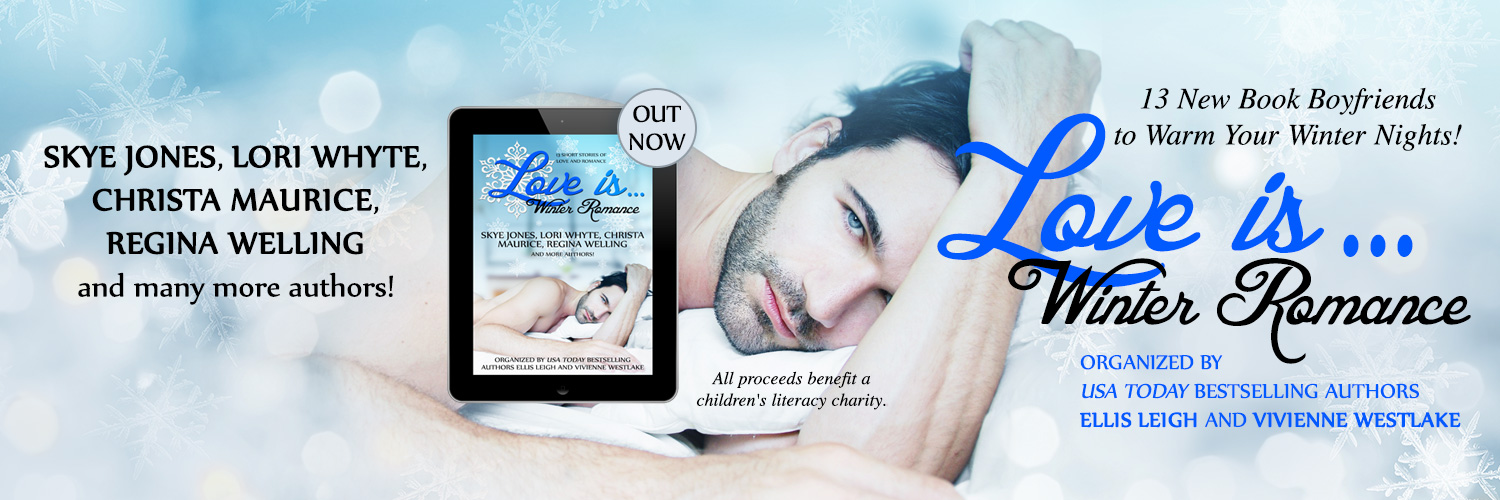 Available Now! Love Is... Winter Romance