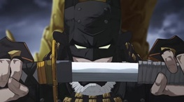 Batman ganha versão em anime