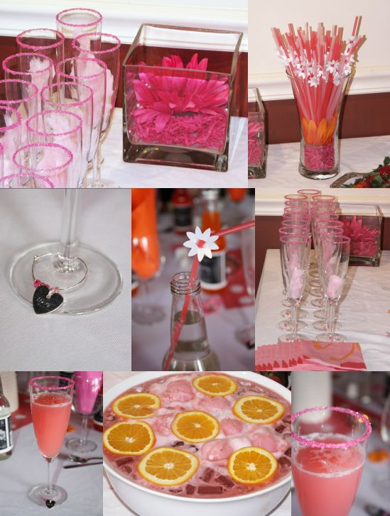 Bridal Shower Decorations Pictures