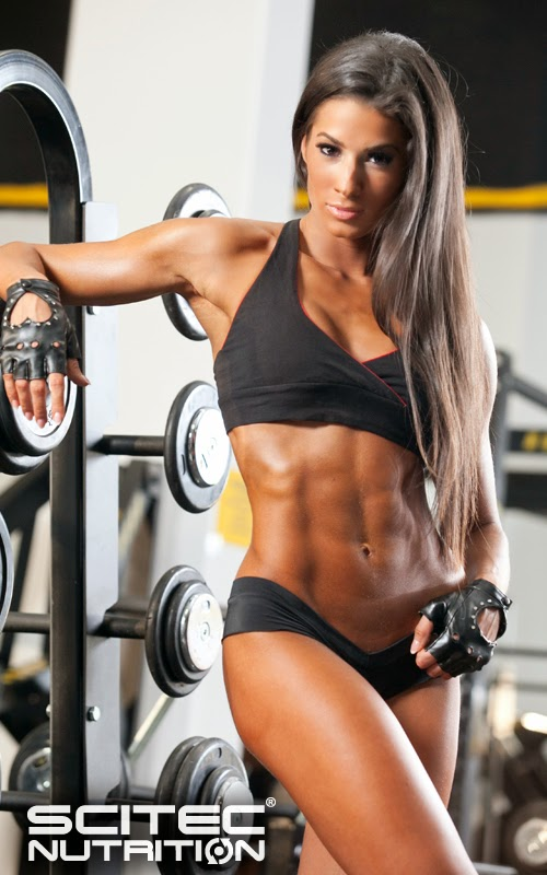 Bettina Nagy - Female Fitness Models