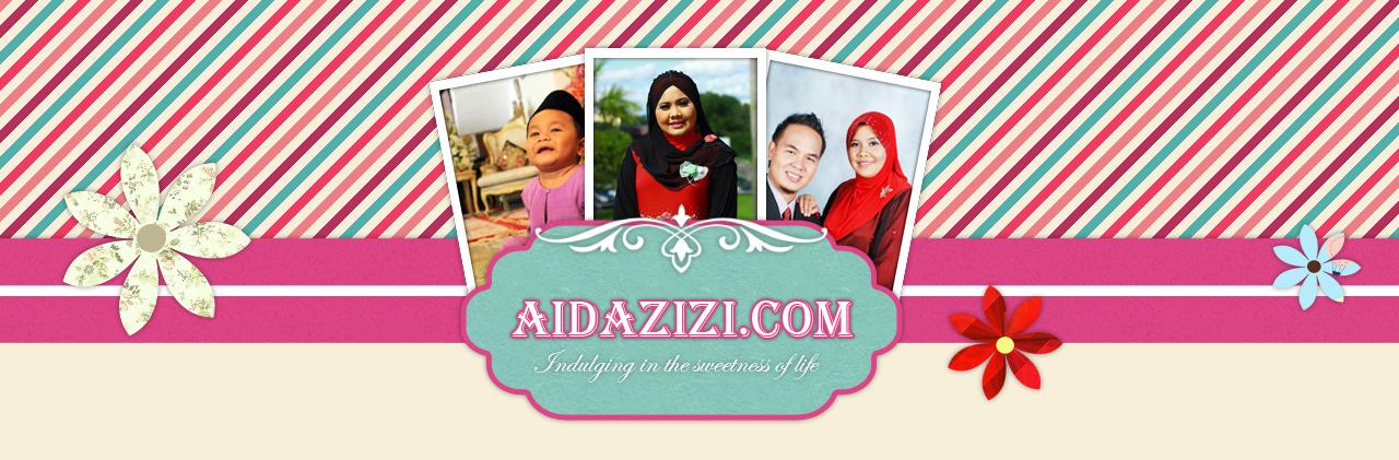 Aidazizi.com Indulging In The Sweetness Of Life