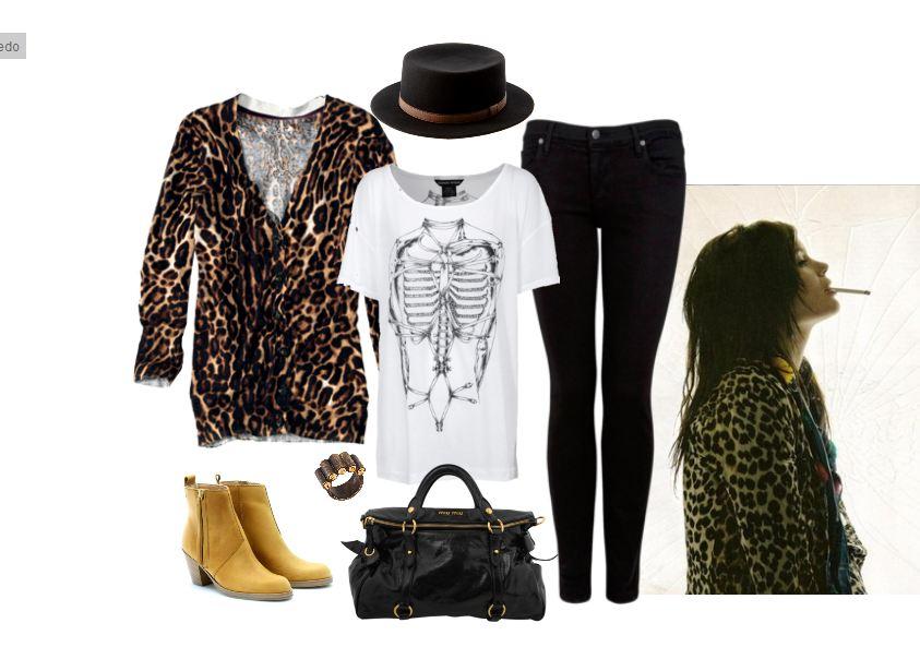 Mod Fox: How to dress like Alison Mosshart-