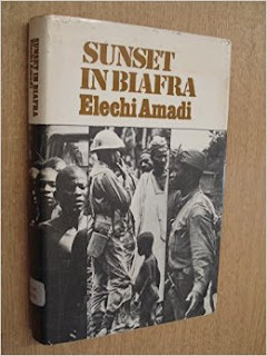 The Background To Sunset In Biafra By Elechi Amadi
