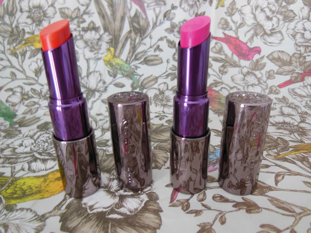Urban Decay Revolution Lipsticks Anarchy and Bang