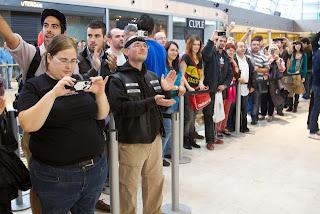 Inauguración Apple Store Zaragoza