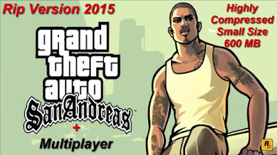 Free Download Game Grand Theft Auto: San Andreas Pc Full Version – Rip Version 2015 – Small Size – Highly Compressed – Play Online – Multiplayer – Direct Links – Torrent Link – 600 MB – Working 100% .