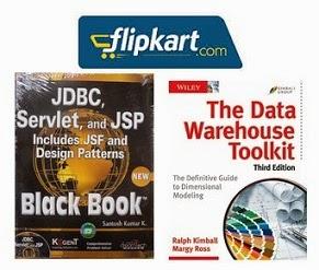 Computer & Big Data Books – Flat 40% Off @ Flipkart