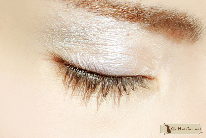 Etude House Petit Darling Eyes Cream Shimmer White Review