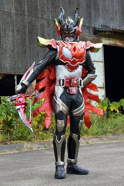 Kamen Rider Tyrant