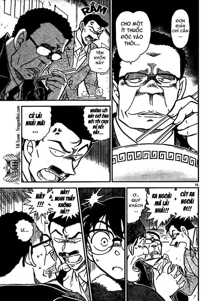 Thám Tử Lừng Danh Conan - Chapter 765 - Pic 15