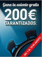 cirsa poker freeroll 200 euros garantizados blog jrvm