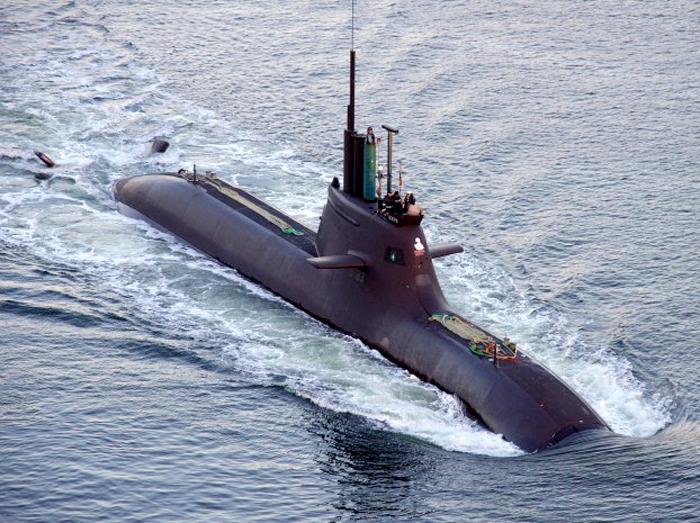U-212A submarine
