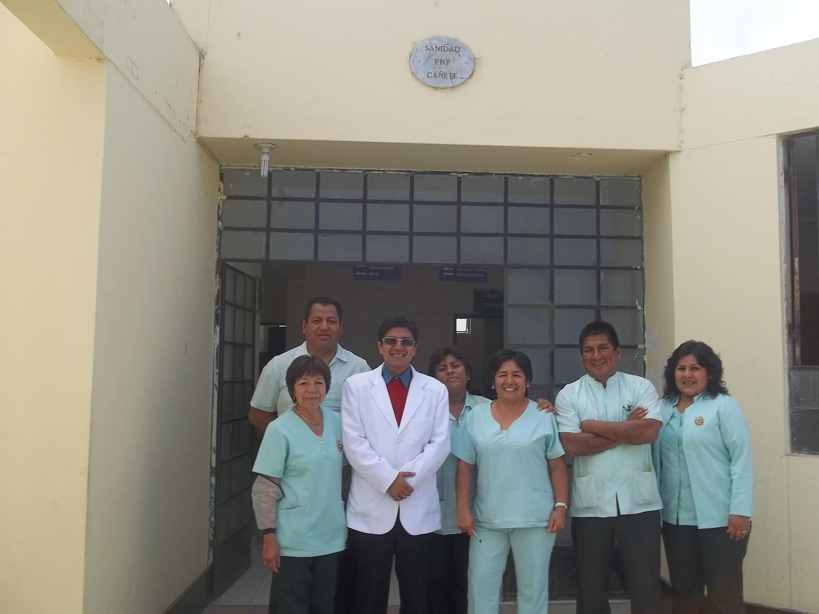 Sanidad PNP Cañete - Lima