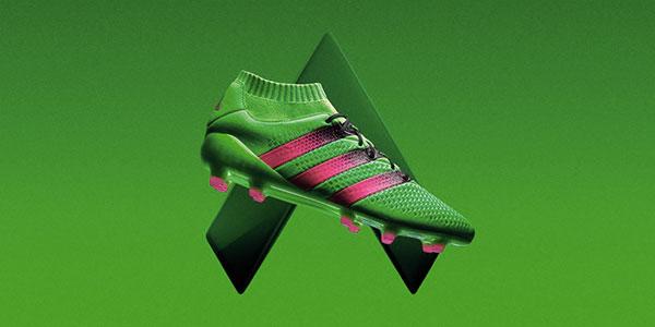 Adidas dévoile La Ace 16.1 Primeknit  (Photos)
