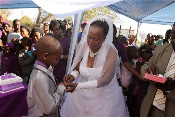 زواج،طفل،جنوبافريقيا،خاتم،زوجة،خاتم الزواج،افريقيا