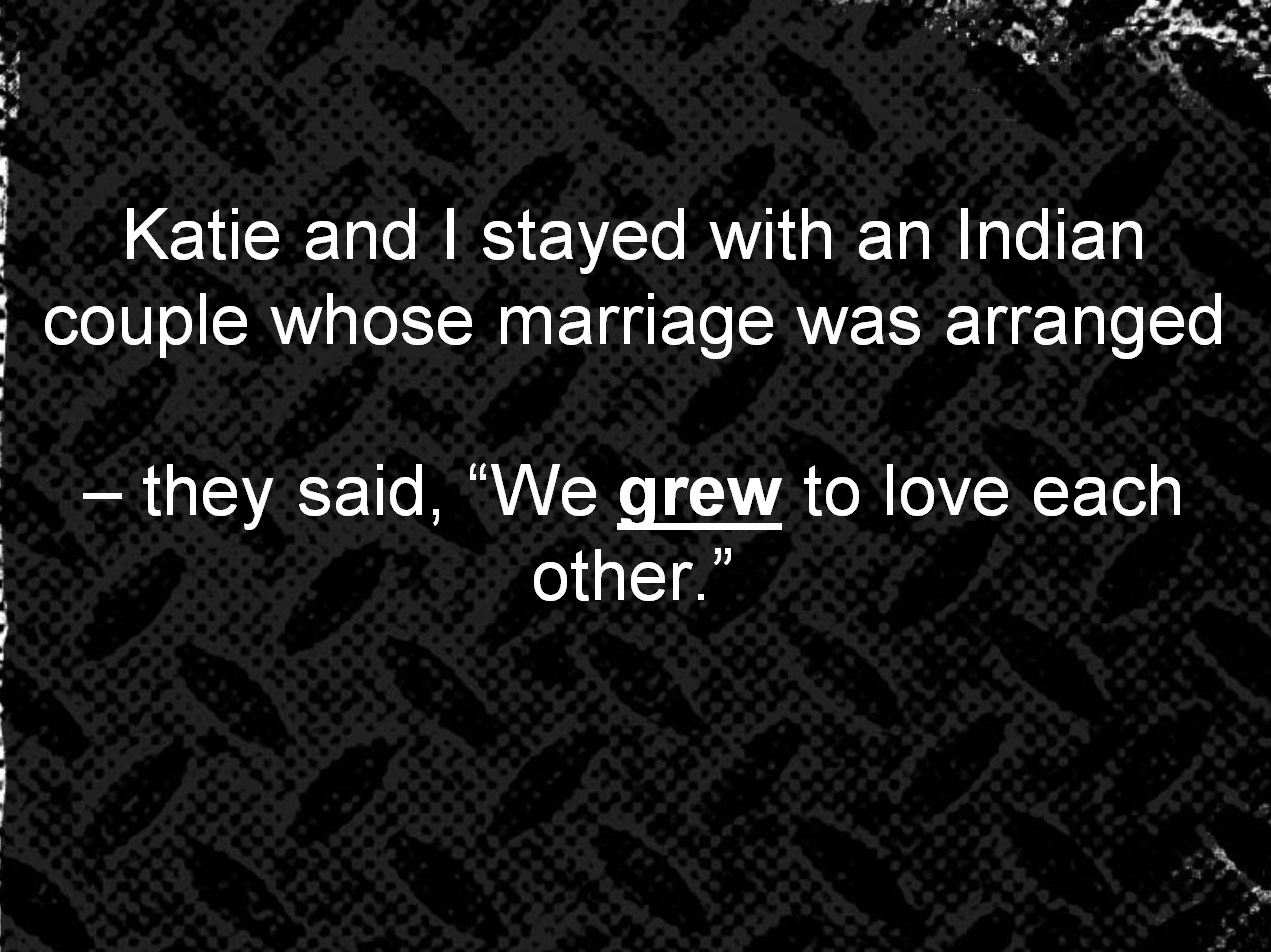 arranged married About arranged/forced marriage what is forced marriage in a forced marriage, one or both parties enters without full, free, informed consent further, even if both parties enter a marriage with full, free, informed consent, the union can later become a forced marriage if one or both parties is forced to stay in it.