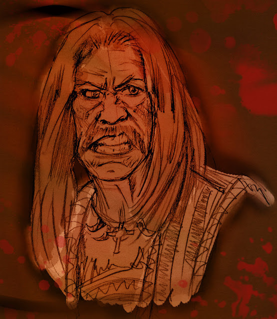 MACHETE por RyanMcMurry