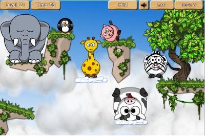 Elefántos játék