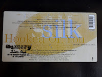 Silk – Hooked On You (VLS) (1995)