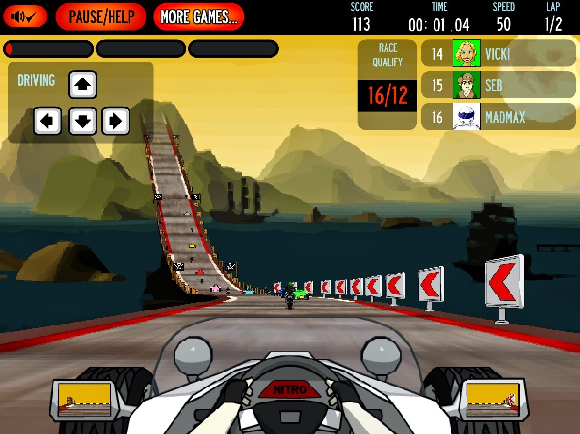 NEED FOR SPEED GAMES - Perfect nitro car game new car games free