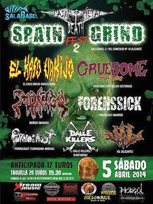 Spain Grind Fest II Edicion