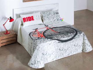 Colcha Verano Bike