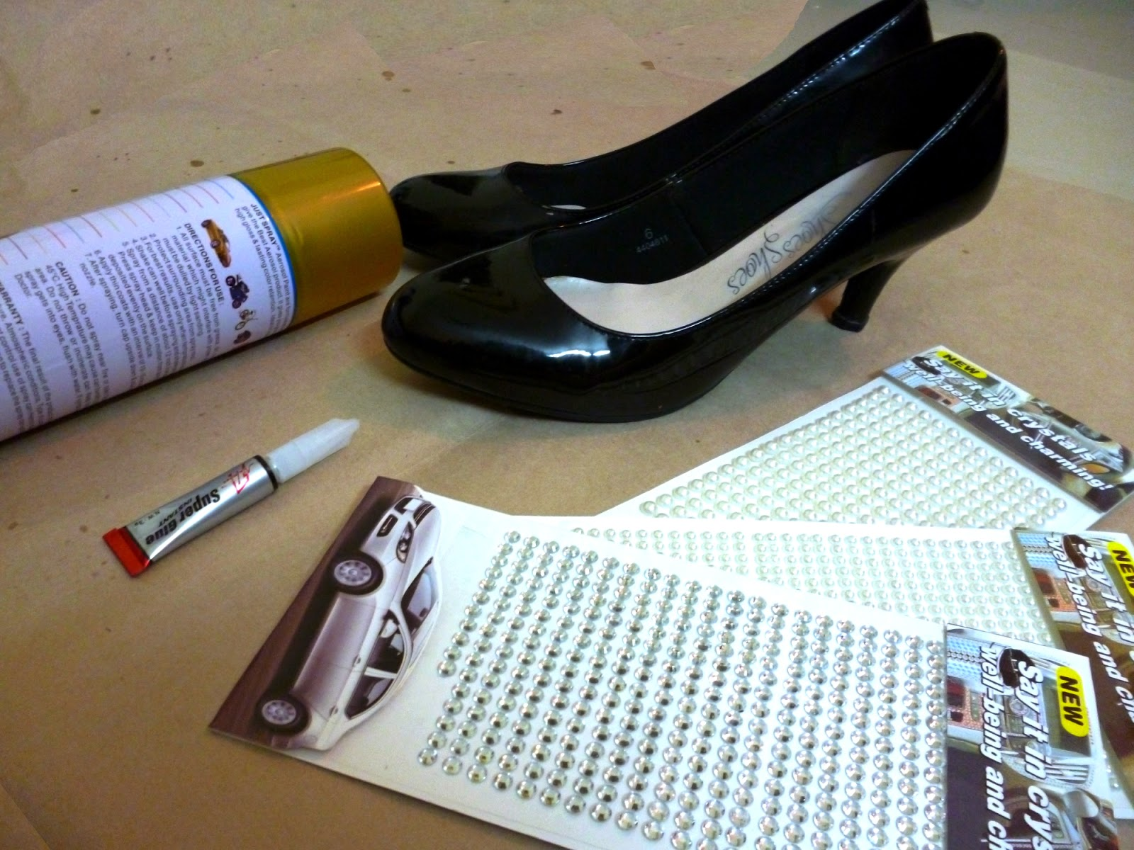 Jade Eclectic Diy The Great Gatsby Inspired Pearly Heels Results For Circuit Writer Pen Saturday March 15 2014