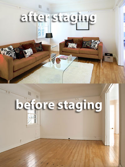 Tips Staging Furniture