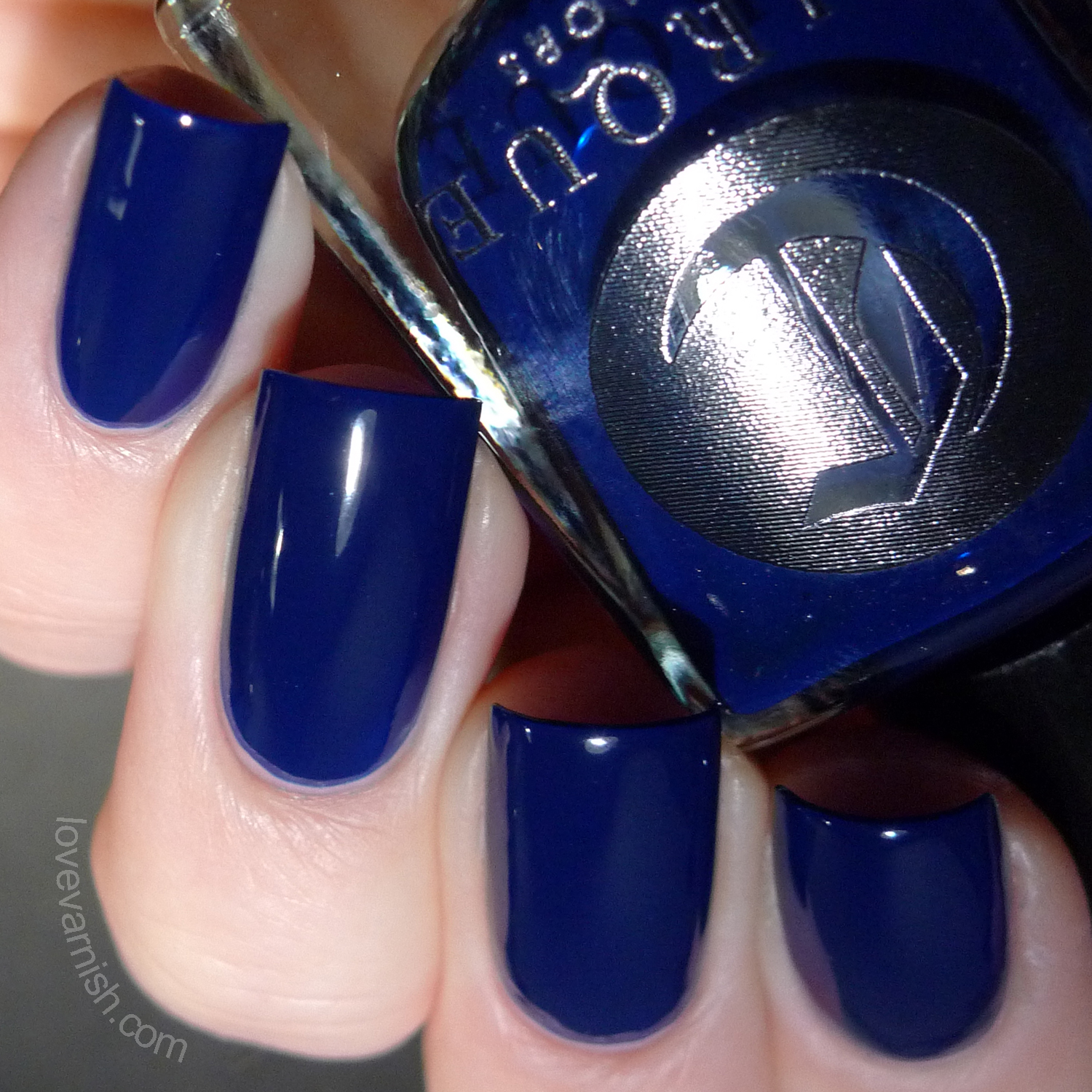 Cirque Colors Metropolis Midnight Cowboy