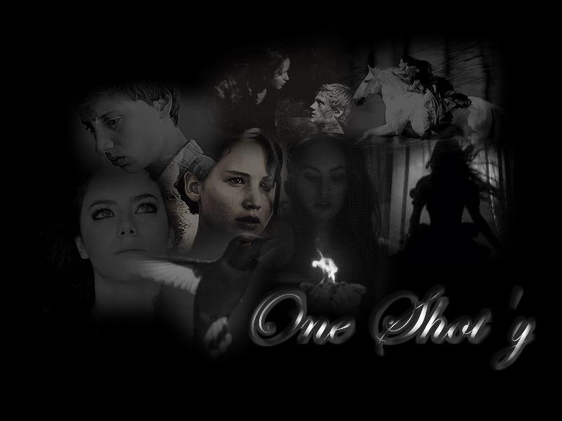 Ludzie nie płaczą dlatego, że są słabi. Płaczą bo byli silni zbyt długo. ~~One Shot'y