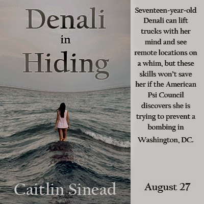 Denali in Hiding by Caitlin Sinead, coming August 27