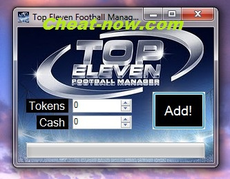 Top Eleven Football Manager Hack