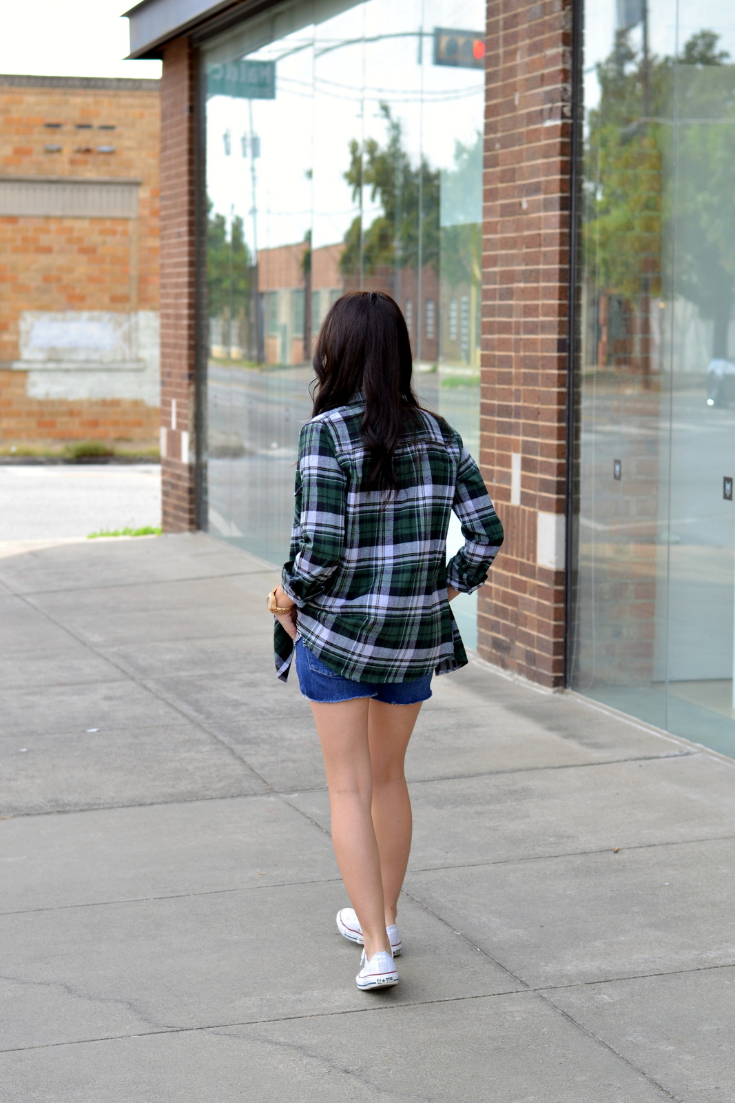 Fall flannel, converse, fall outfit