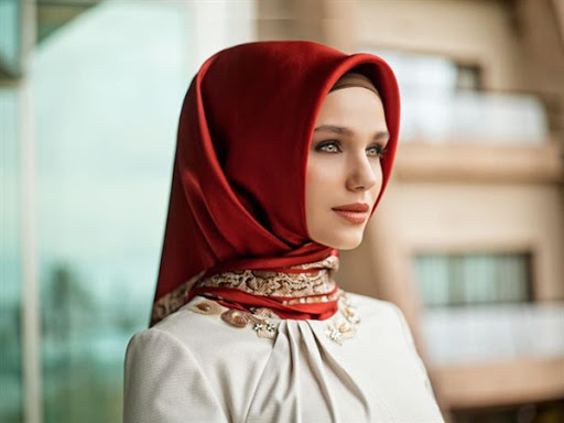 model hijab untuk ke pesta pernikahan 2015/2016