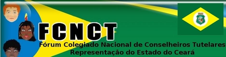Fórum Colegiado Nacional de Conselheiros Tutelares - Estado do Ceará