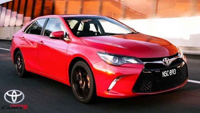 2016 Toyota Camry Atara SX Redesign Price