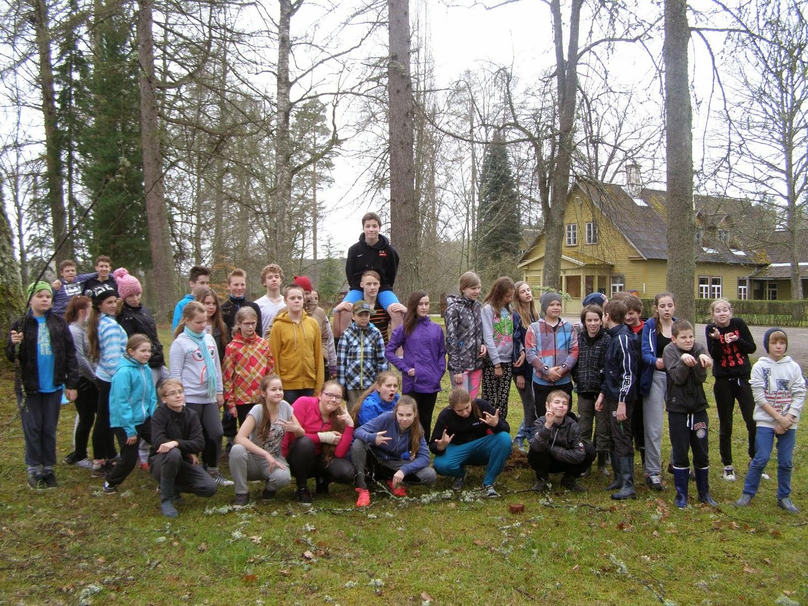 Metsa istutajad 2015