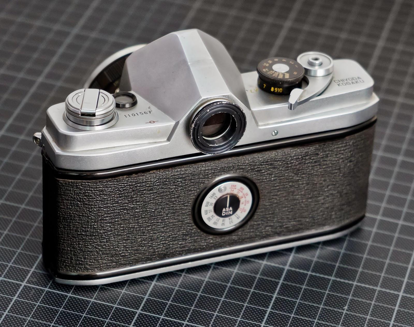 Minolta SR-2, #1101567