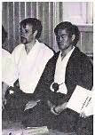 Seminar 1967 - TK Chiba Sensei & H Ellis