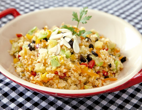 Quinoa à grega light