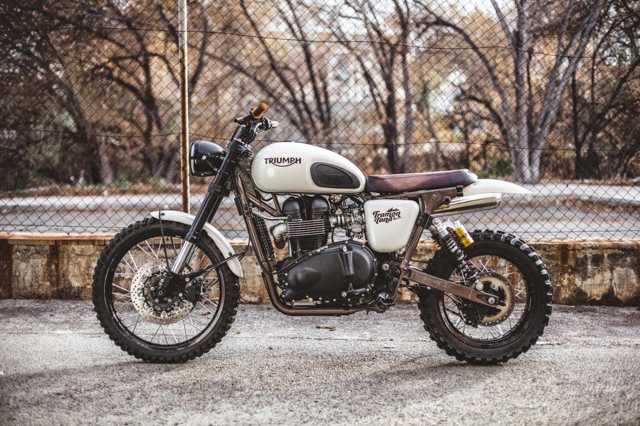 Triumph Motorcycle Custom