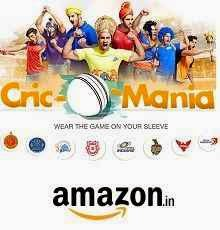 Amazon : Cric-O-Mania Offers : BUY TO EARN