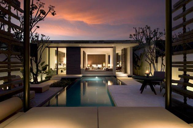 Droom design modern klif villas uluwatu bali