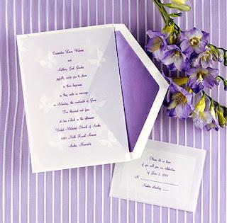 Wedding Spring  Invitation