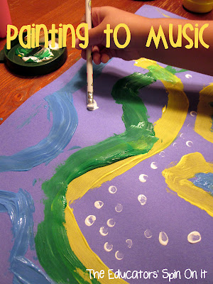 Northern Lights with Kids through Art and Music