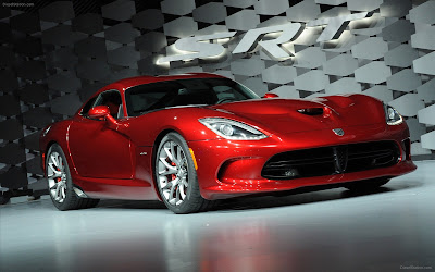 Dodge SRT Viper 2013 widescreen