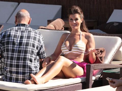 Imogen Thomas In A Sexy Bikini Photoshoot
